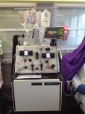 La machine pour récolter les cellules